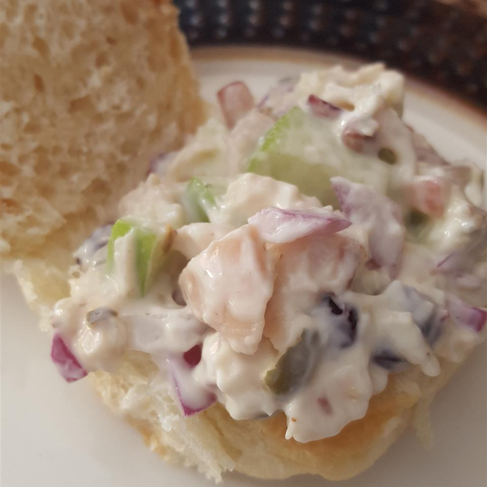 Simply The Best Chicken Waldorf Salad