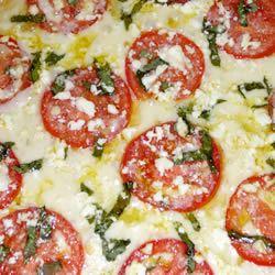 Four Cheese Margherita Pizza Marlena C.