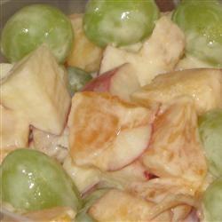 Chloe's Quick Fruit Salad McBacon