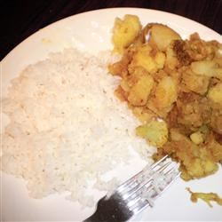 Vegetable Curry lindy
