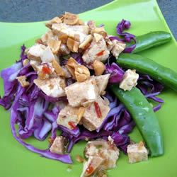Tofu Salad cinnybear