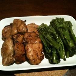 Krystal's Perfect Marinade for BBQ or Grilled Chicken Ann Maksymiw