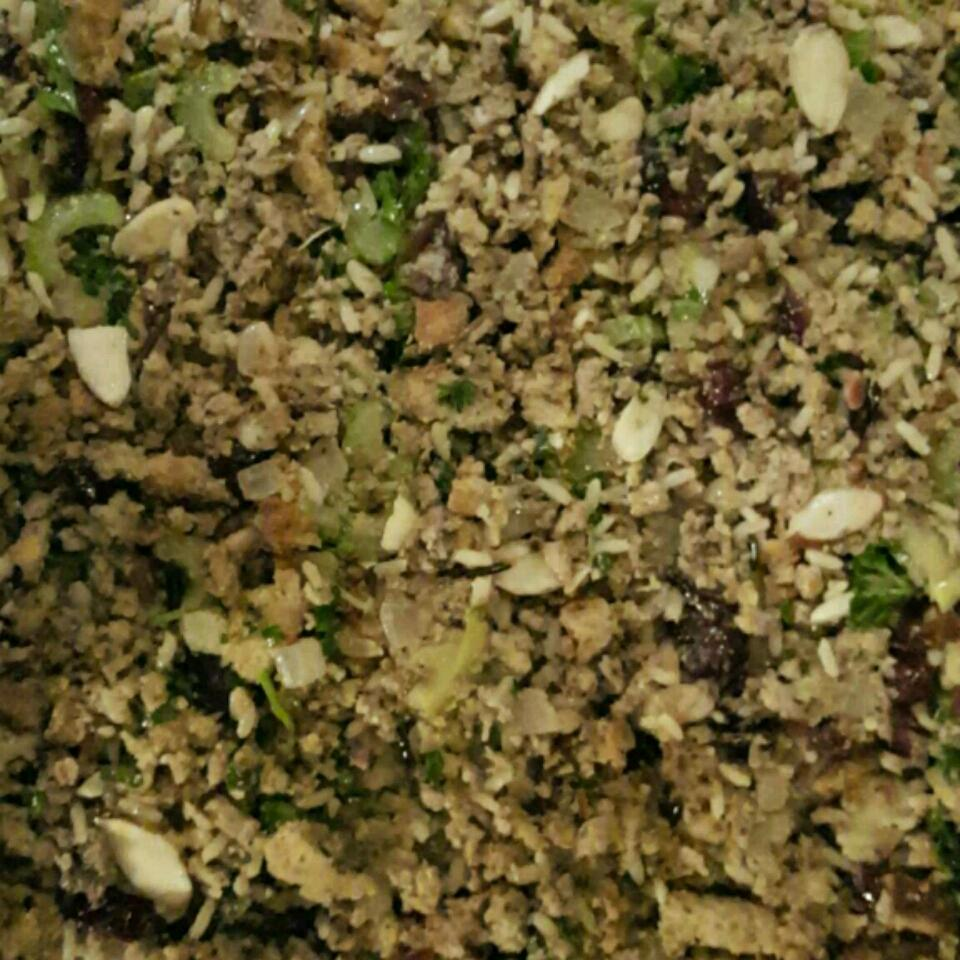 Wild Rice and Apple Dressing Lisa