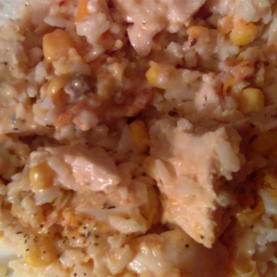Creamy Garlic Mushroom Chicken JillyBean78