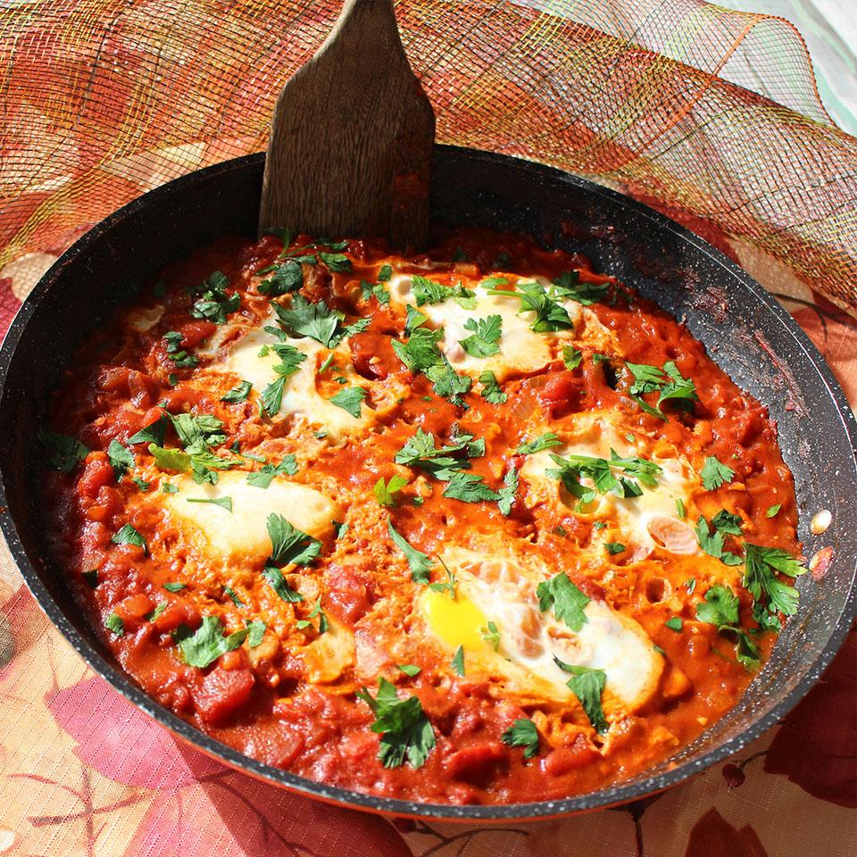 Mexican Shakshuka Trusted Brands