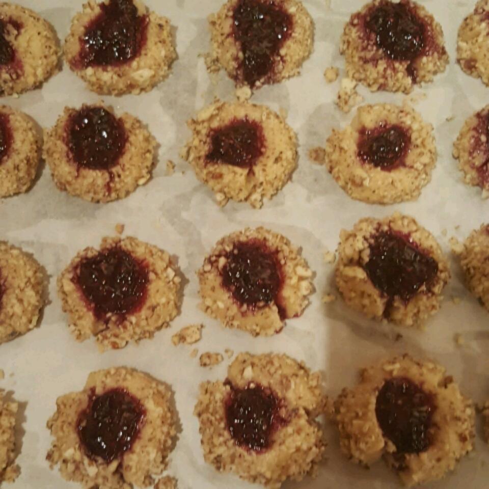 Austrian Jam Cookies Greg Uihlein