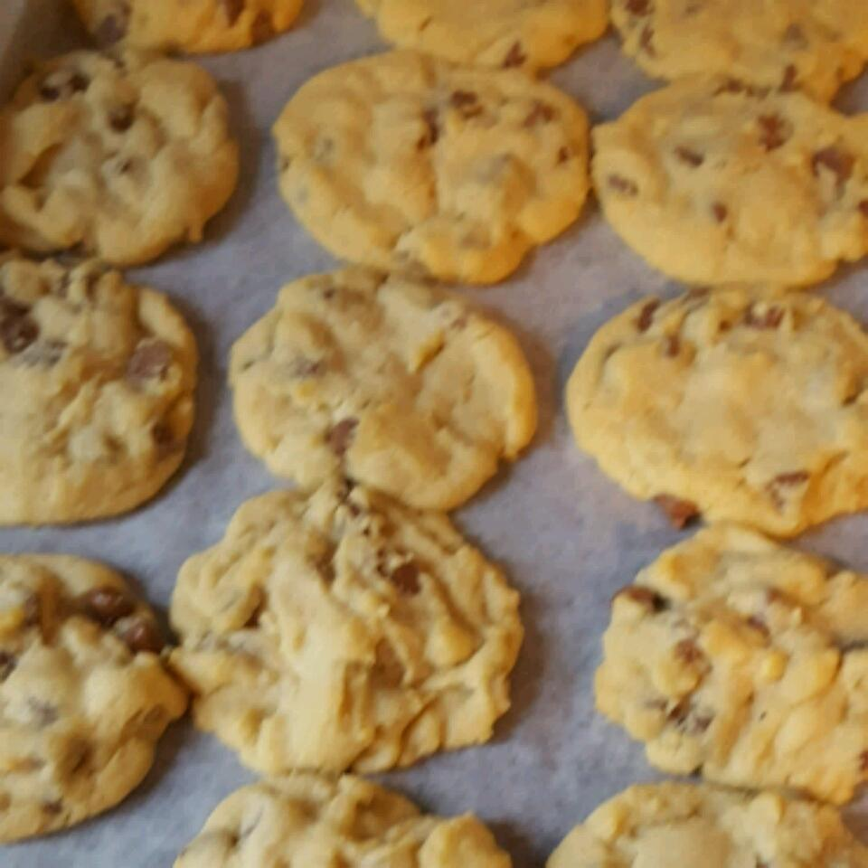 Soft Chocolate Chip Cookies II Kerry Madden-carrillo