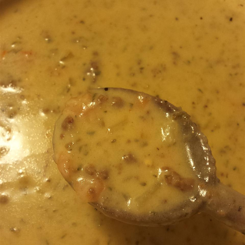Cheeseburger Soup II