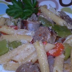 Italian Sausage Delight! MN Nice