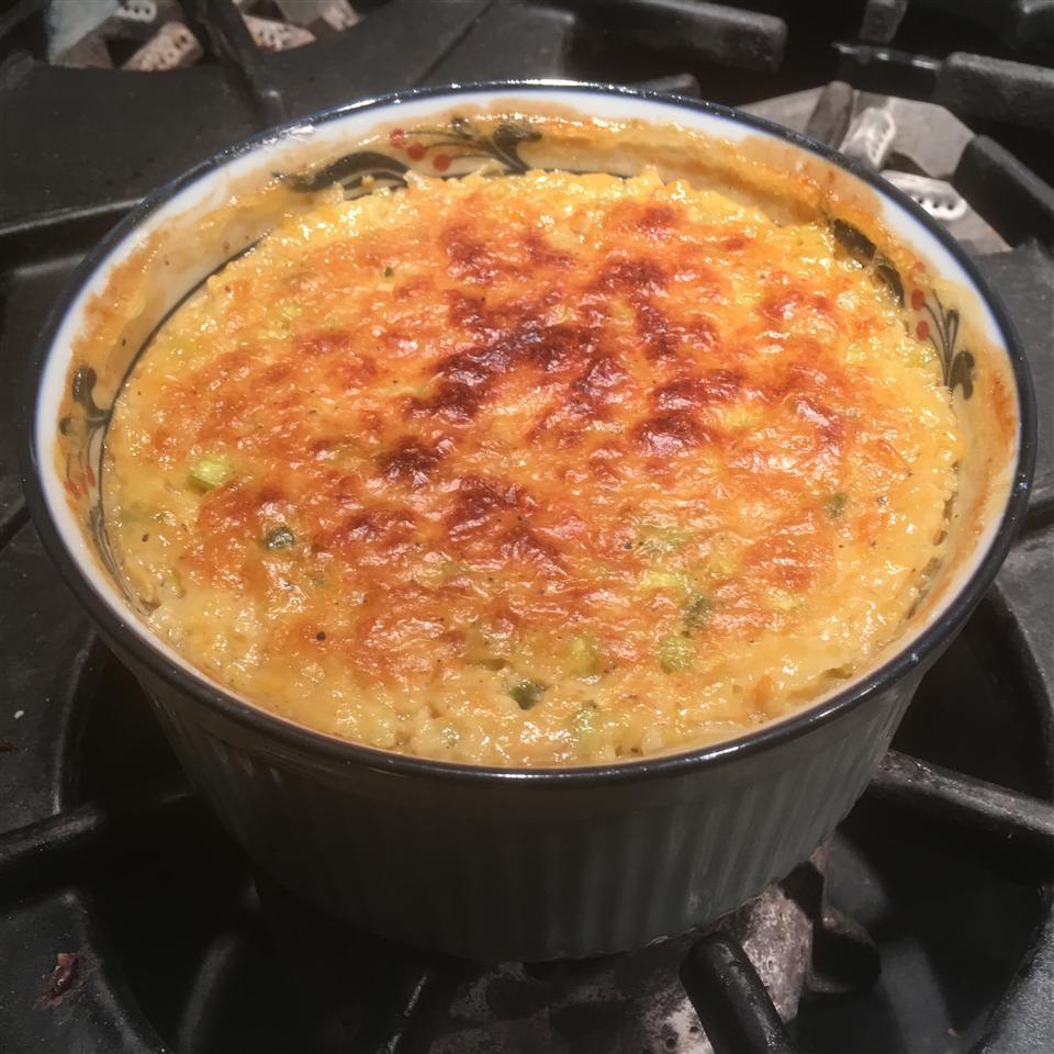 Baked Cream Corn