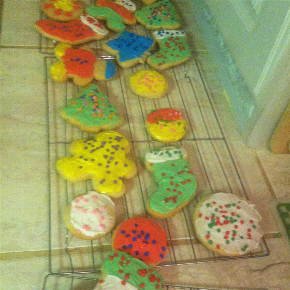 Sandy's Super Sugar Cookies colleenp