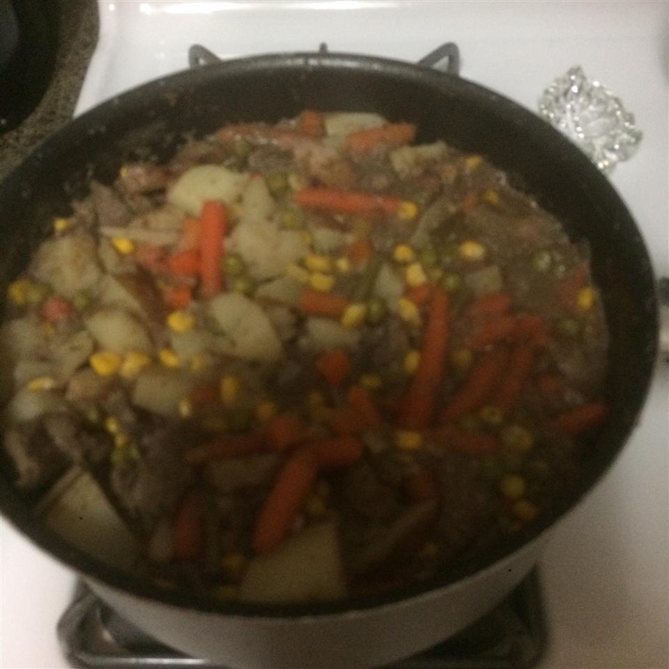 Melanie's Beef Barley Soup Paulette Truelock