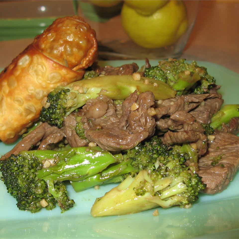 Restaurant Style Beef and Broccoli Diane Boggs Colbert