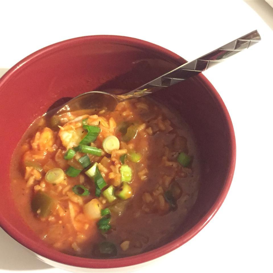 Big Ed's Cajun Shrimp Soup nikkit4610