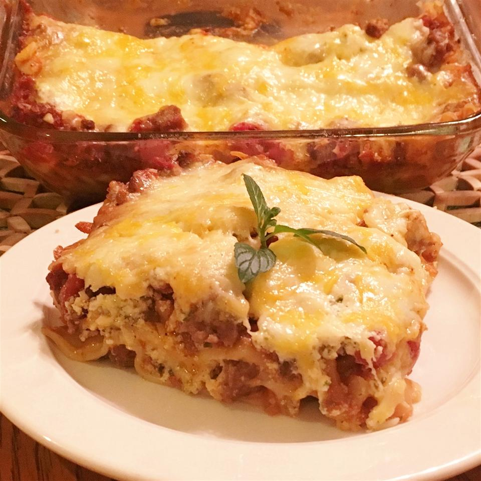 Hunt's® Classic Beef Lasagna Yoly