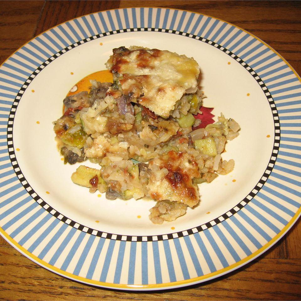 Zucchini Herb Casserole MG2018