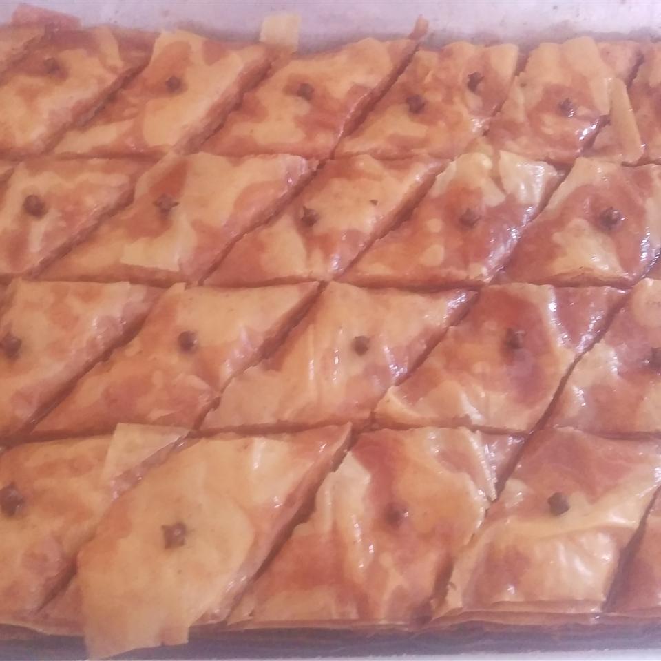 Grecian Baklava BABYSMILE