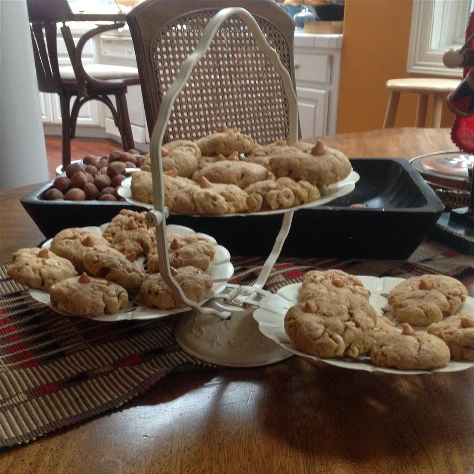 Sweet Potato Cookies II Chiasma
