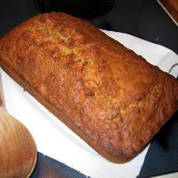 Zucchini Bread V MessyChristina