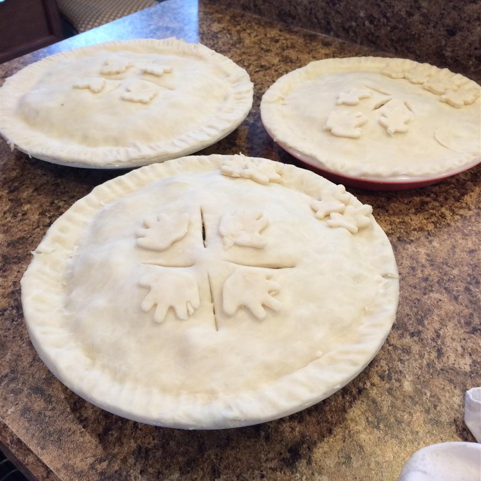 Pie Crust II K J
