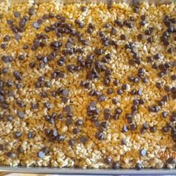 Peanut Butter Crispies II
