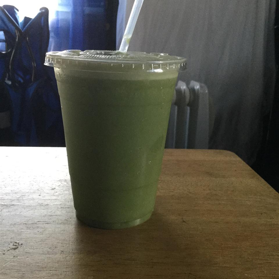 Spinach and Banana Power Smoothie