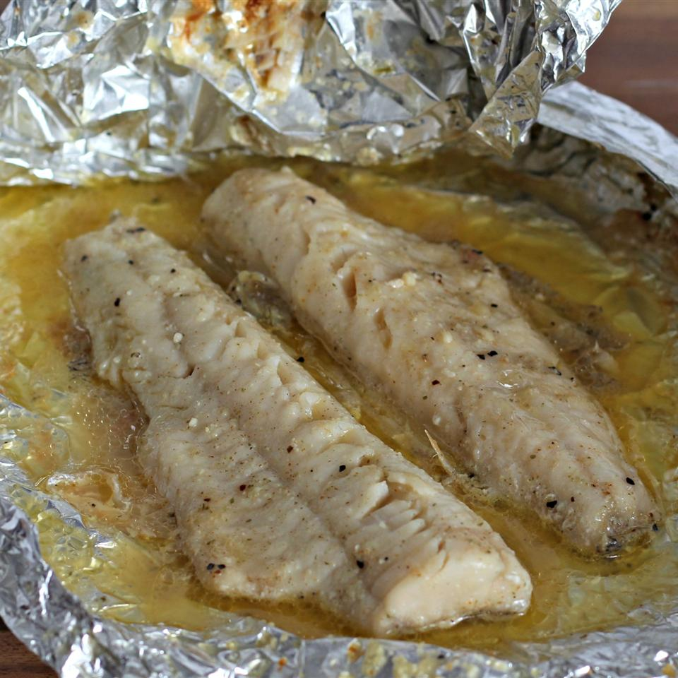 Awesome Grilled Walleye (Scooby Snacks)