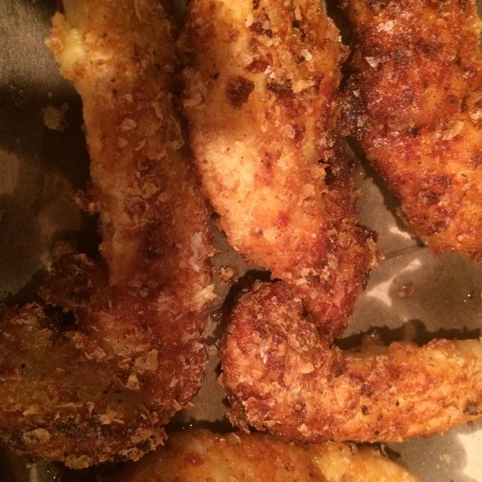 Potato Crunchy Tenders Laurie Weston
