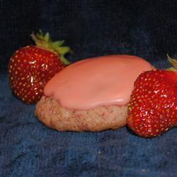 Fresh Strawberry Pecan Cookies Pam Ziegler Lutz
