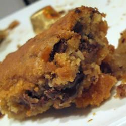 Chocolate Chip Peanut Butter Blondies Passion4food