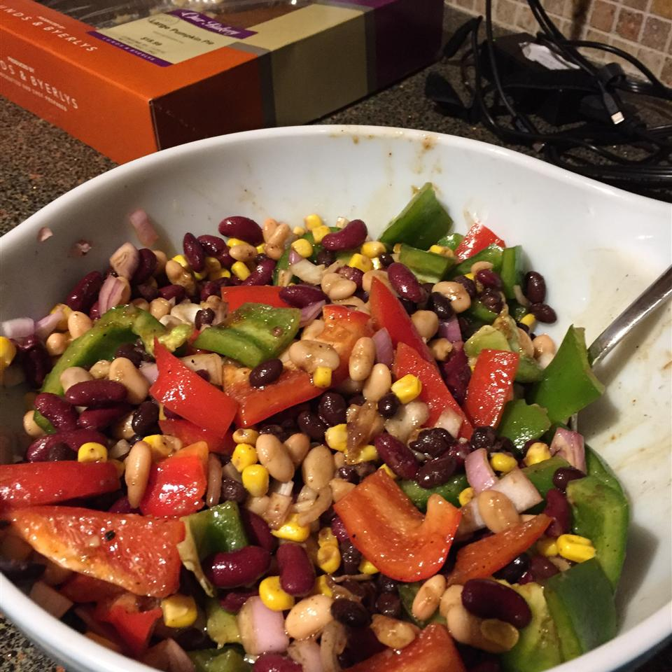 Mexican Bean Salad Steph