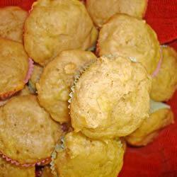 Banana Muffins I Scotdog
