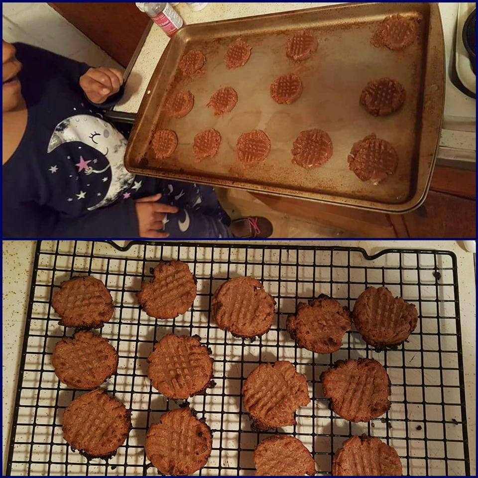 Three Ingredient Peanut Butter Cookies Tracey Smiley