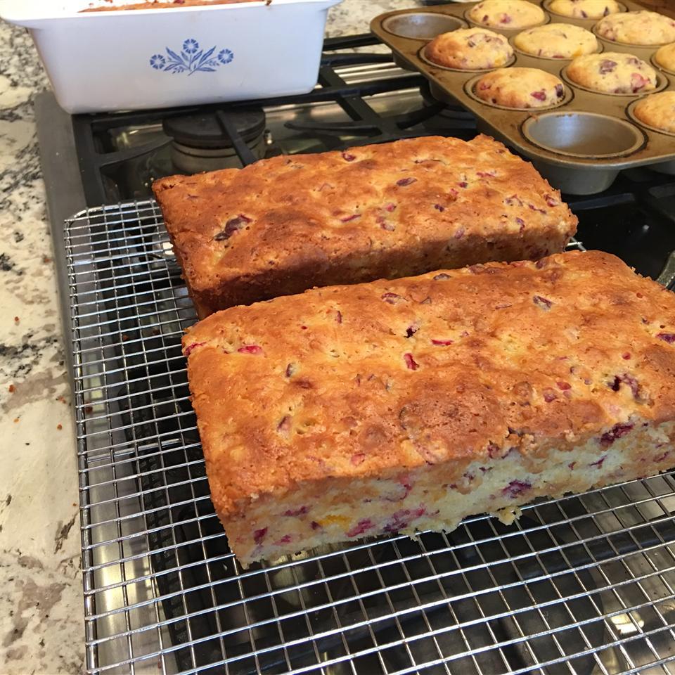 Cranberry Orange Quick Bread MAMASITA