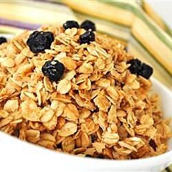 coconut granola recipe