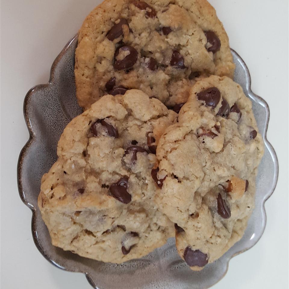 Oatie Chip Cookies Patti Colarelli Chernoby