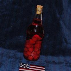 Raspberry Vinegar I