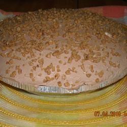 Chocolate Mousse Pie Gloria Jean Liuzzo