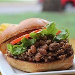 Taco Bean Burgers Melissa Goff