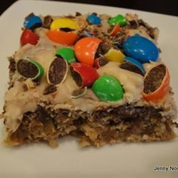 Monkey Peanut Butter Bars jenny27