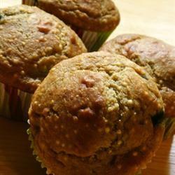 Millet Muffins maude s.