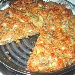 Mushroom Cheddar Batter Bread sueb