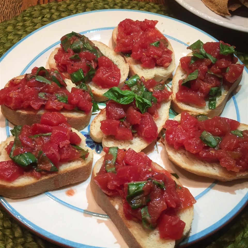 Hunt's® Easy Tomato Bruschetta tcasa