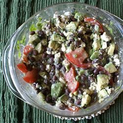 Cottage Cheese, Avocado, and Black Bean Salsa Dave G