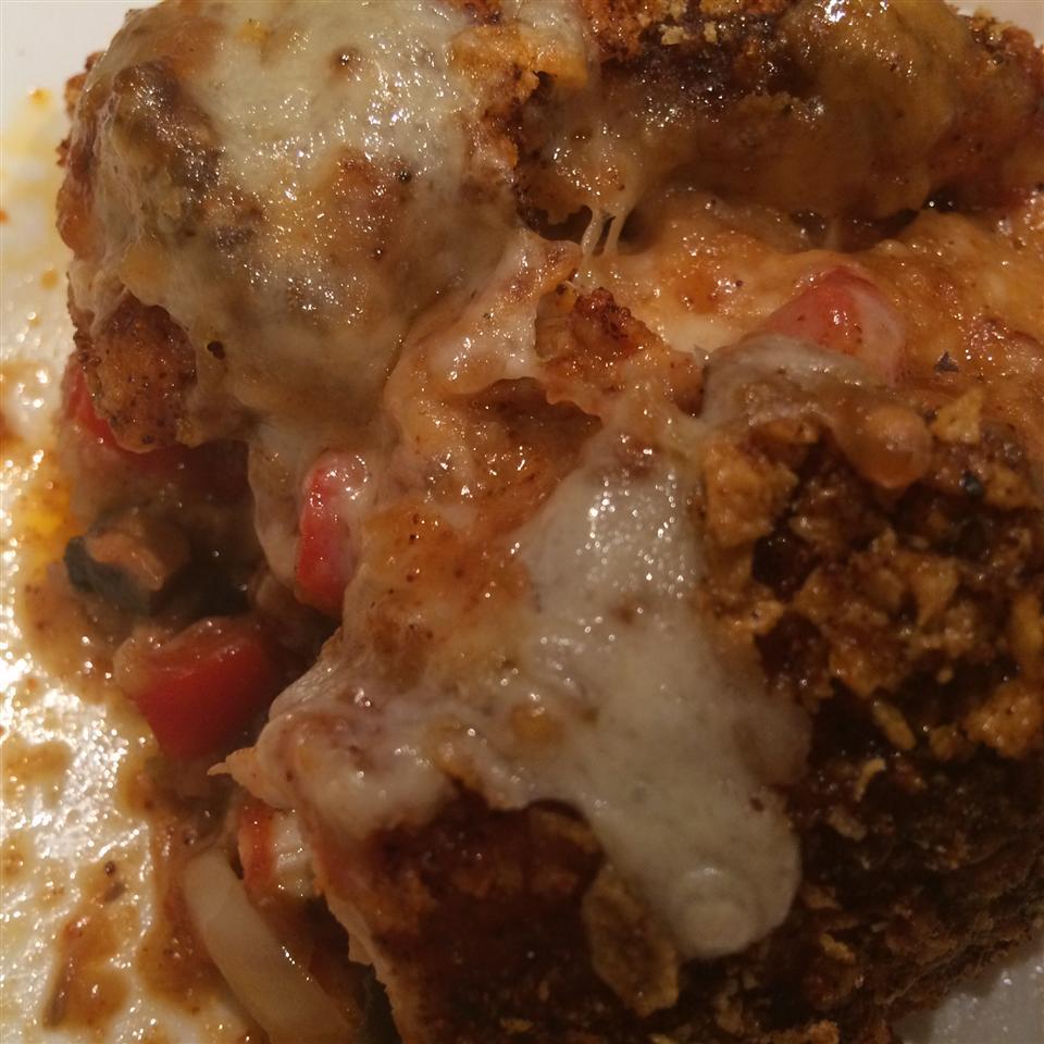 Bob's Mexican Stuffed Chicken nlodge