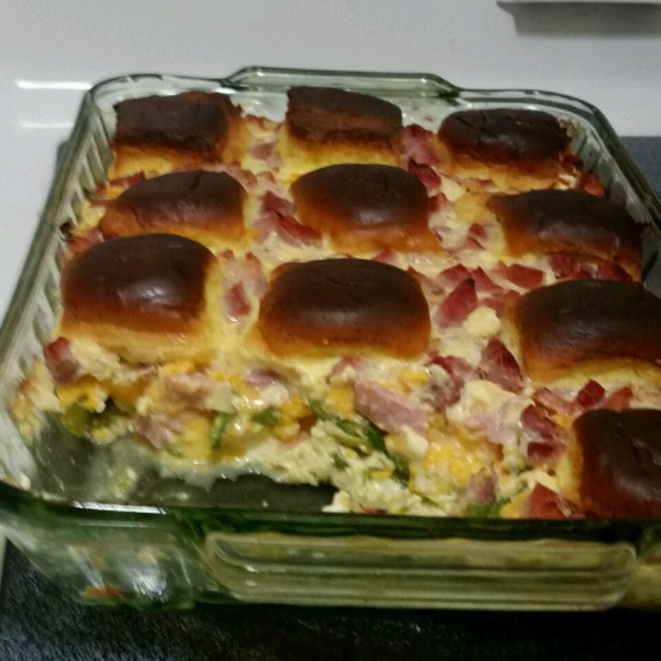 Asparagus Bake Christie Smith