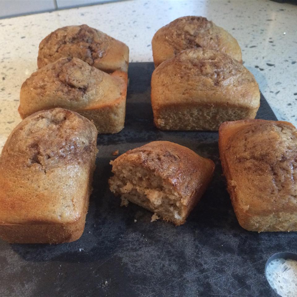 Cinnamon Bread I Lori Turner