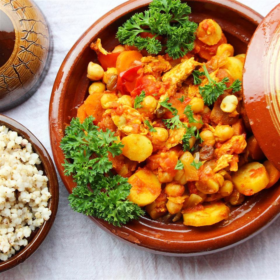 Moroccan Turkey Tagine Stew Buckwheat Queen