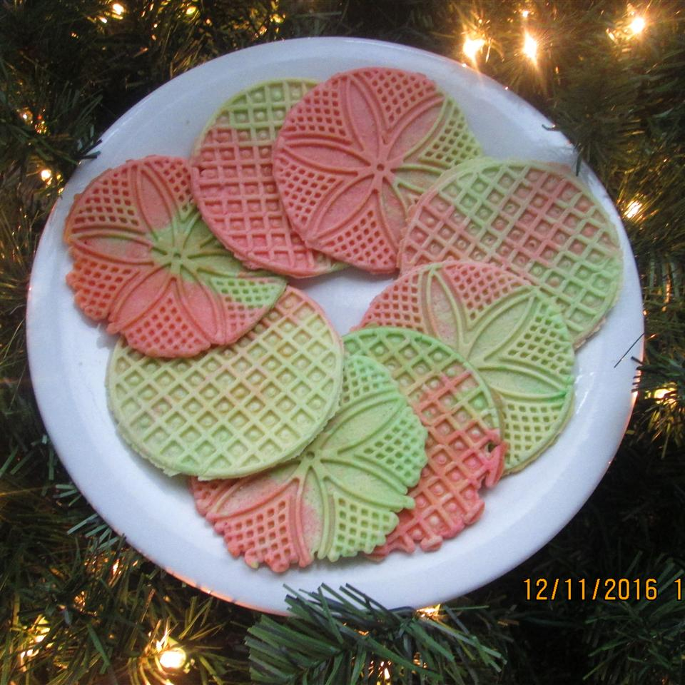 Pizzelle-Italian Tradition double J