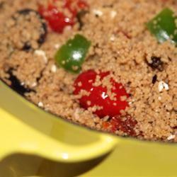 Party-Size Greek Couscous Salad AZ